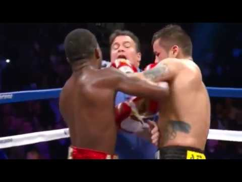Adrien Broner vs Marcos Maidana BEST Highlights