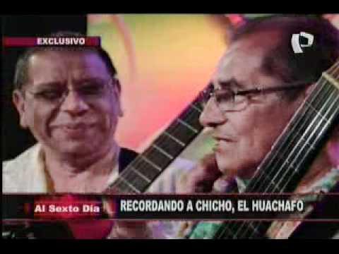 VIDEO: Recuerda junto a Al Sexto Día a Chicho Mendoza el líder de 'Los Huachafos'