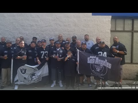 Las Vegas Raiders: Thoughts On 3-0 Raiders And L.A Booster Club Celebration By Joseph Armendariz