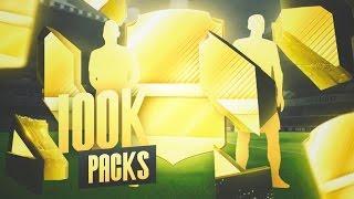 2 CAMINANTES!!!!   SOBRES DE 100.000 MONEDAS!!   FIFA 17