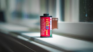 Shooting Agfaphoto Vista plus 400 | expired 35mm Film