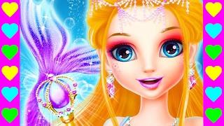 Мультики про русалочку для детей. Мультфильмы для девочек про принцессу Русалку!