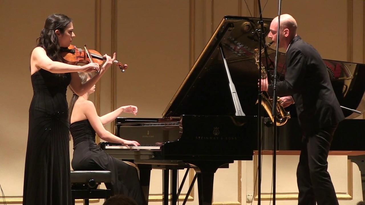 Trio Klavis - Dmitri Shostakovich Trio Nr. 1, Op. 8