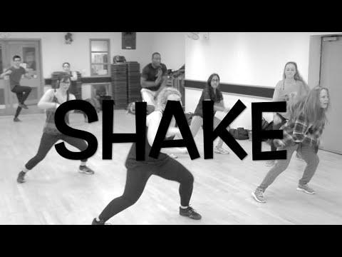 Pitbull ft. Ying Yang Twins - Shake | @RonelTalker Choreography (Hip-Hop Class)