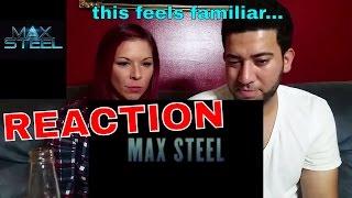 Video Max Steel Official Trailer 1 (2016) - Superhero Movie | Reaction download MP3, 3GP, MP4, WEBM, AVI, FLV Desember 2017