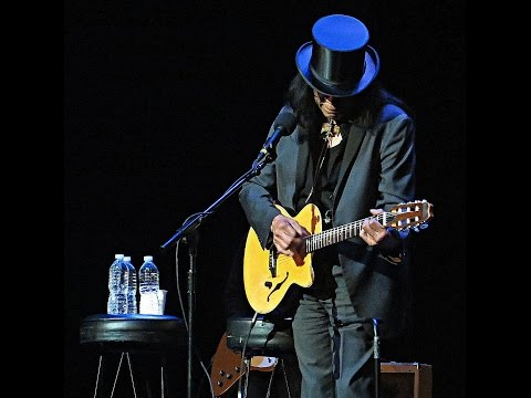 ''I Think Of You'' - Rodriguez - Radio City Music Hall- New York City, New York - October 10th, 2013