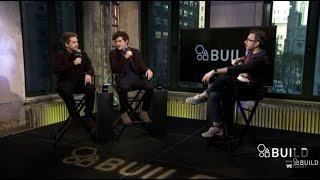"Smosh's Anthony Padilla And Ian Hecox Discuss Their Film, ""Ghostmates"""