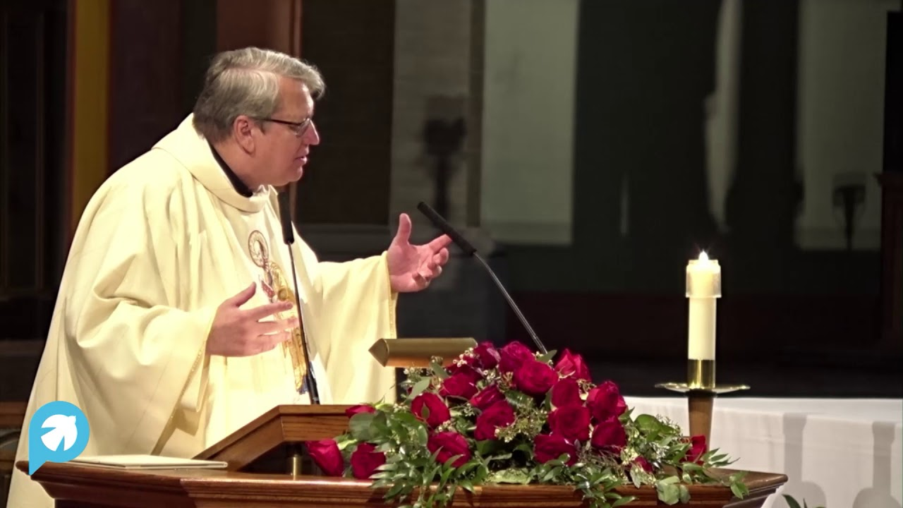 Homily at the Funeral Mass of Paulist Fr  John Kenny