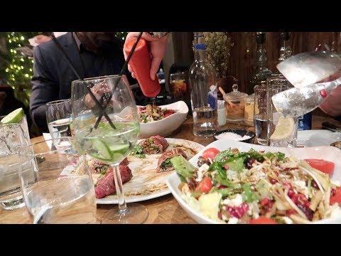 Shoppen en eten bij Nusr-Et Salt Bae in Istanbul | Vloggloss 1240