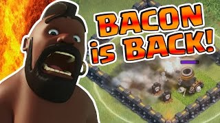 GIANT BOMBS EXPOSED! Updated BACON!   Clash of Clans