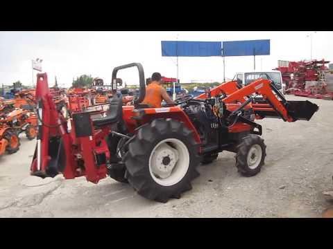 KUBOTA GL32 FL 4X4 4WD www.trakter.com ΤΑΓΤΑΛΕΝΙΔΗΣ ΤΡΑΚΤΕΡ