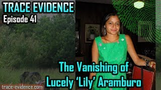 Trace Evidence - 041 - The Vanishing of Lily Aramburo