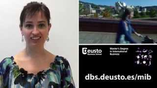 Master in International Business: Structure of the Programme
