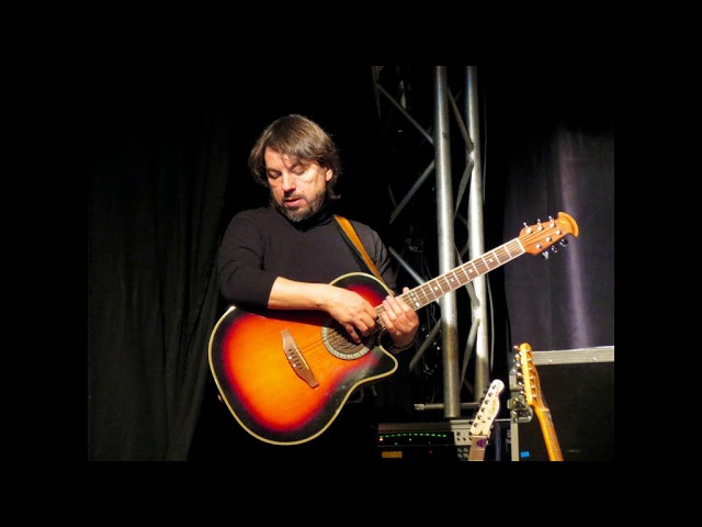 Delicate Damien Rice's cover by Marco Scotti