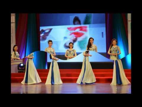 Hoa khôi Doanh nhân vì cộng đồng 2015