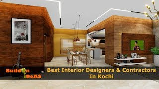 Best Interior Designers & Contractors in Kochi | Buildon Ideas