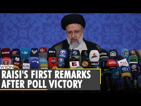 Iran's President-elect Ebrahim Raisi says 'no' to meeting Joe Biden | Latest English News | World