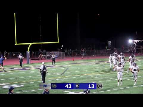 Varsity Football Game NDHS V. Birmingham High School