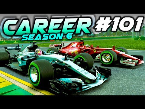 F1 2017 Career Mode Part 101: DIFFICULT START WITH NEW TEAM!