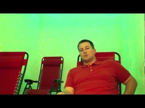 Josh talks about Allergies and Salt Chalet Arizona