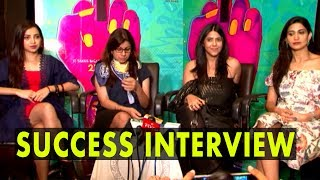 Full interview: ekta kapoor and lipstick under my burkha team on success of the film title