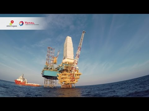 Total E&P Indonesie JEMPANG METULANG - South Mahakam Phrase 3 Project