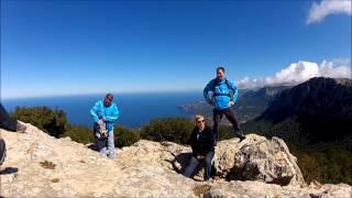 Wandern auf Mallorca, der Reitweg des Erzherzogs bei Valldemossa