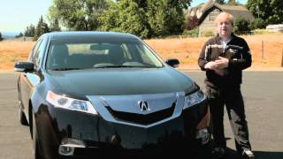 Preview Of The 2010 Acura TL With Nik J. Miles