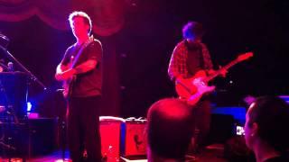 Stanton Moore Trio / Will Bernard w/ guest Scott Metzger, Zeps Good Times, Brooklyn Bowl 9/5/11