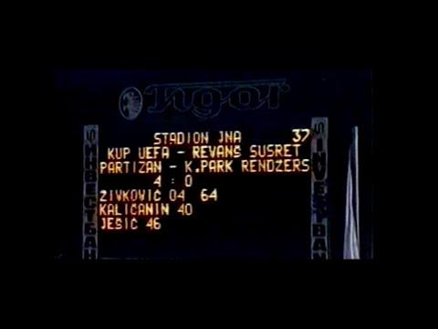 Partizan - QPR (4-0) Remix