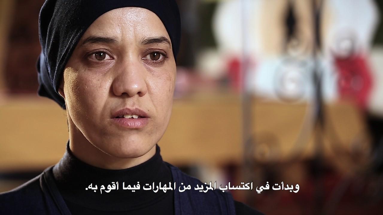 رائدة أعمال شابة في تونس حولت فن تصميم الأثاث إلى مشروع ناجح