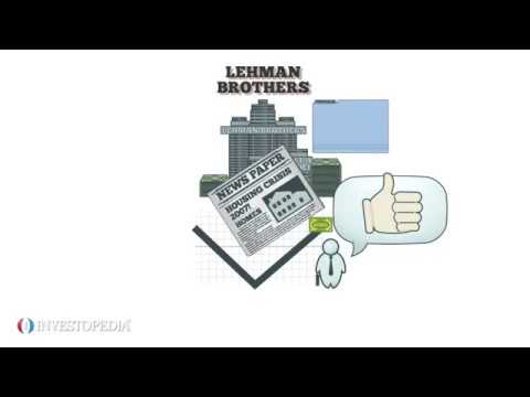 Case Study The Collapse of Lehman Brothers