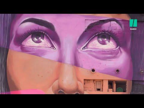 Casamouja, quand l'art urbain s'invite à Casablanca
