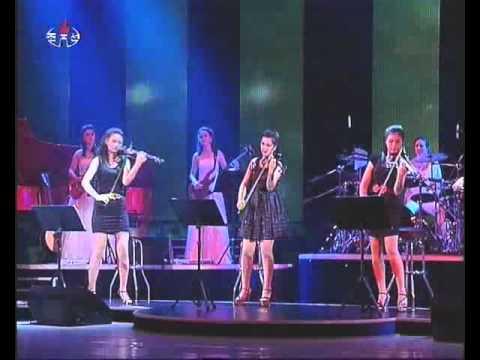 """[Instr.] V. Monti - """"Csardas"""", P. Sarasate - """"Gypsy Airs"""" (Moranbong Band) {DPRK Music}"""