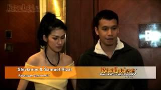 Samuel Rizal Sering Bantu Istri Urus Anak