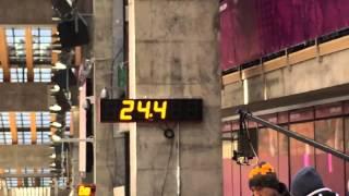 Repeat youtube video Jamaica Bobsled Team 2 Man Sochi 2014 Training