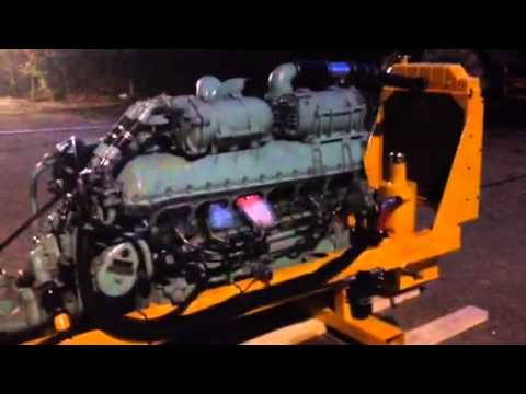 Thor' engine after dark