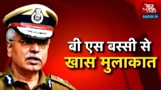 Exclusive: Delhi Police Commissioner B.S Bassi Talks About Situation  In Delhi