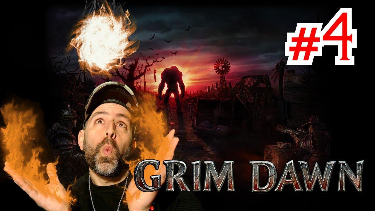 ⚔⚔ GRIM DAWN #4 DESCUENTOS STEAM VERANO Gameplay en Español