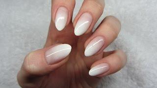 How to easy babyboomer soak off nails - Najłatwiejszy sposób na cieniowany french
