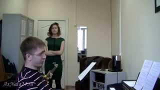 Урок вокала.Джаз-стандарт ч.6-я.Близкий звук;Стиль;Импровизация.