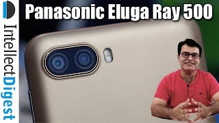 Panasonic Eluga Ray 500 Unboxing And Features Overview | Intellect Digest