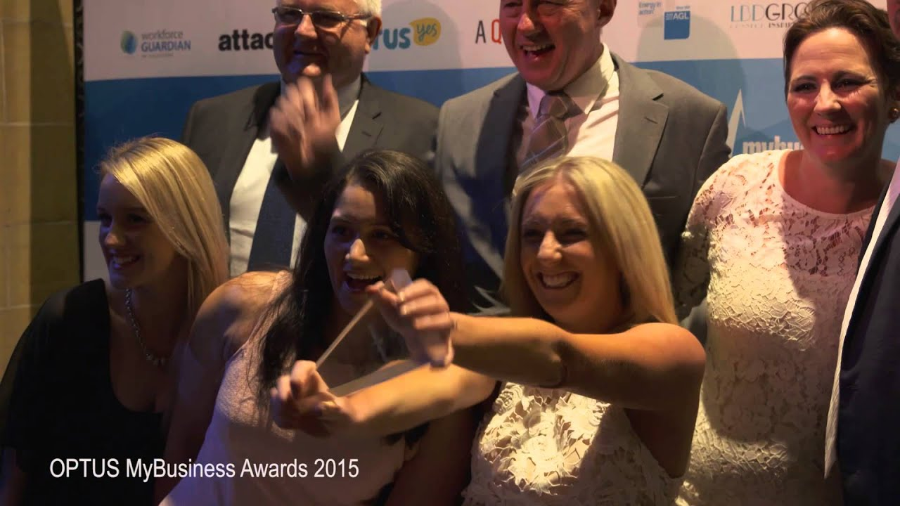Optus MyBusiness Awards