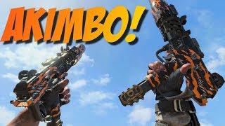 Saug 9mm: Zweihändig / Akimbo Agenten Mod in Black Ops 4