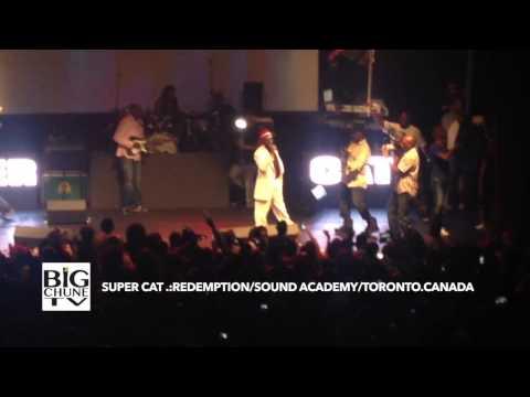 Super Cat - Toronto July 18 2014 - Pt. 1