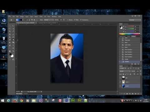 Photoshop Ile Takım Elbise Giydirme