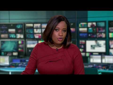 ITV Evening News (Opening) Charlene White Returns - 14th December 2017