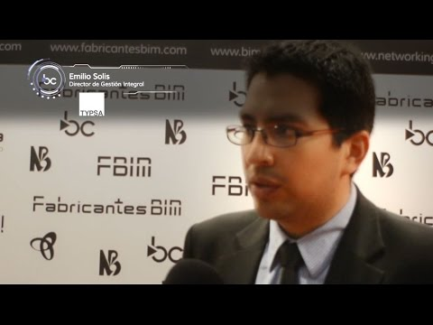 BIM - Emilio Solis Interview - TYPSA - Beyond Building Barcelona