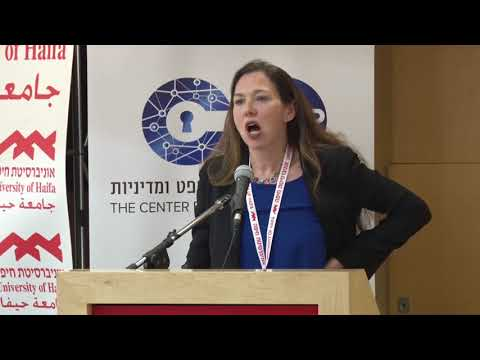 Cyber Challenges to International Human Rights-Prof. Gabriella Blum, Harvard Law School
