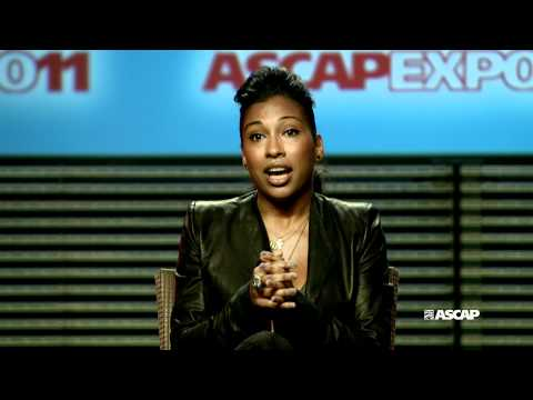 Melanie Fiona Speaks on the Women Behind the Music Panel - ASCAP EXPO